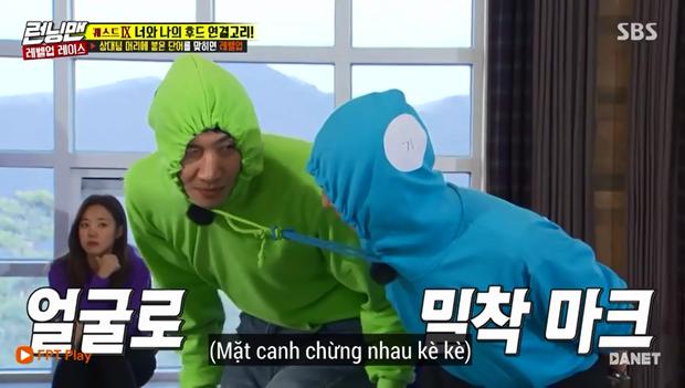 Running Man: Kim Jong Kook dùng bạo lực xử đẹp Haha trong vòng một nốt nhạc - Ảnh 2.
