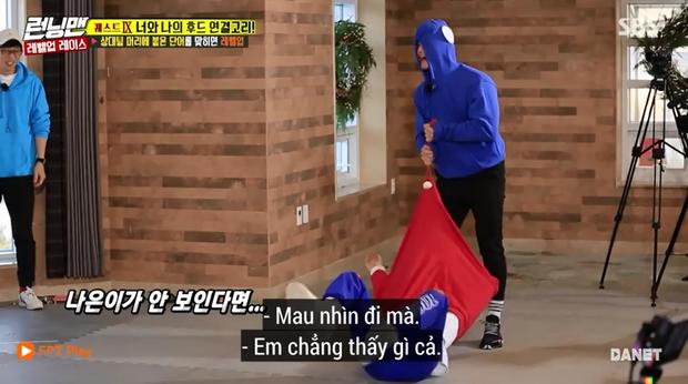 Running Man: Kim Jong Kook dùng bạo lực xử đẹp Haha trong vòng một nốt nhạc - Ảnh 6.