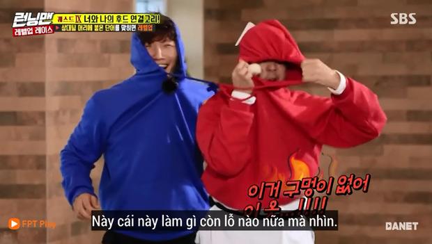 Running Man: Kim Jong Kook dùng bạo lực xử đẹp Haha trong vòng một nốt nhạc - Ảnh 9.