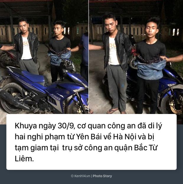 Toàn cảnh vụ nam sinh chạy Grab bị 2 thanh niên sát hại thương tâm ở Hà Nội khiến dư luận phẫn nộ - Ảnh 19.