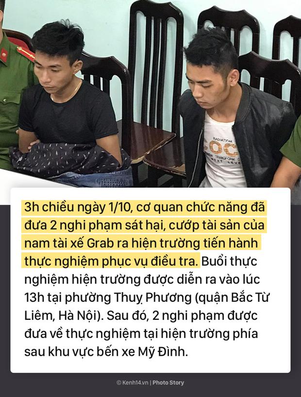 Toàn cảnh vụ nam sinh chạy Grab bị 2 thanh niên sát hại thương tâm ở Hà Nội khiến dư luận phẫn nộ - Ảnh 21.