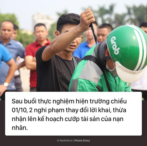 Toàn cảnh vụ nam sinh chạy Grab bị 2 thanh niên sát hại thương tâm ở Hà Nội khiến dư luận phẫn nộ - Ảnh 23.