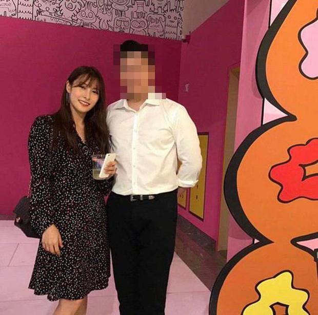 HOT: Nữ idol đẹp nhất Kara một thời lộ ảnh hẹn hò cháu nội Chủ tịch tập đoàn xây dựng quyền lực kém tận 7 tuổi - Ảnh 6.
