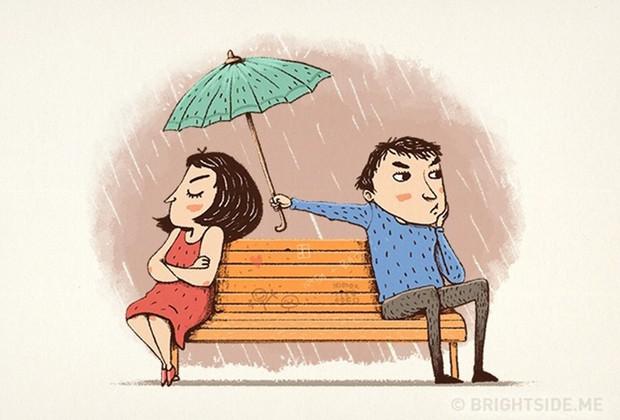 Để biết đối phương có yêu mình thật lòng sâu đậm không, thì đây là những dấu hiệu rõ ràng nhất! - Ảnh 5.