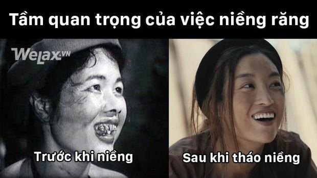 Vào vai Thị Nở trong MV của Đức Phúc, chính Hoa hậu Đỗ Mỹ Linh chắc cũng chẳng ngờ mình có ngay chùm ảnh chế để đời - Ảnh 6.