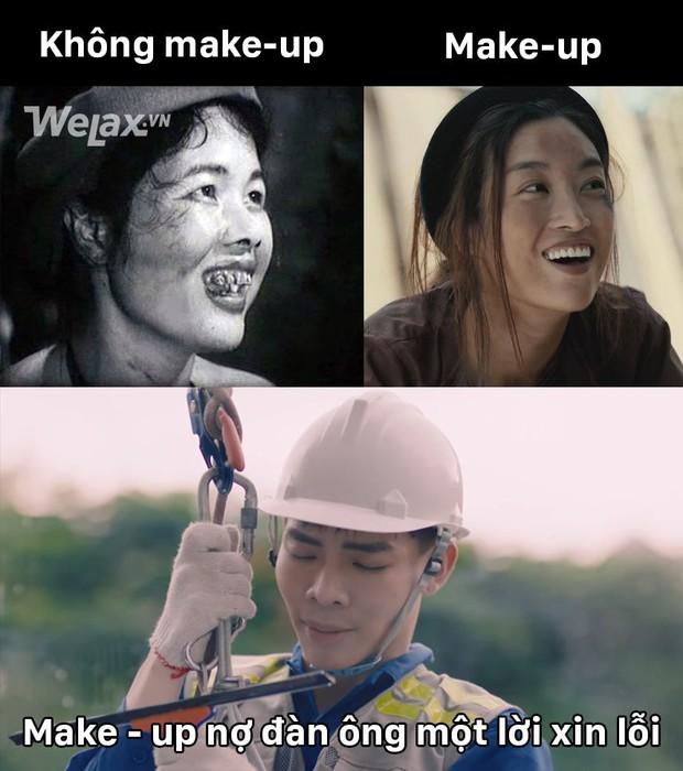 Vào vai Thị Nở trong MV của Đức Phúc, chính Hoa hậu Đỗ Mỹ Linh chắc cũng chẳng ngờ mình có ngay chùm ảnh chế để đời - Ảnh 7.