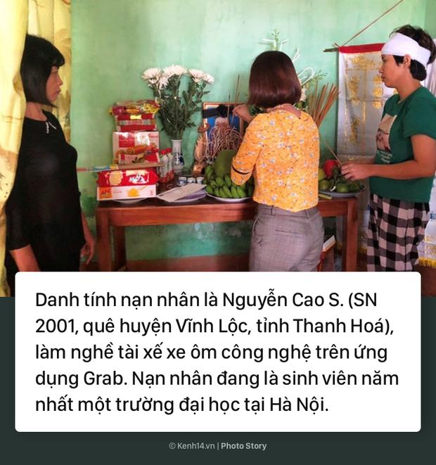 Toàn cảnh vụ nam sinh chạy Grab bị 2 thanh niên sát hại thương tâm ở Hà Nội khiến dư luận phẫn nộ - Ảnh 9.