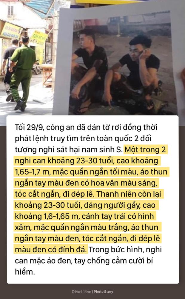 Toàn cảnh vụ nam sinh chạy Grab bị 2 thanh niên sát hại thương tâm ở Hà Nội khiến dư luận phẫn nộ - Ảnh 13.