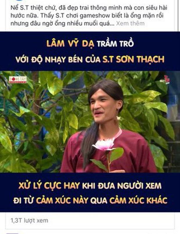 Clip S.T Sơn Thạch chặt chém Lâm Vỹ Dạ, Mạc Văn Khoa đạt triệu view khi chưa đầy 1 ngày - Ảnh 5.