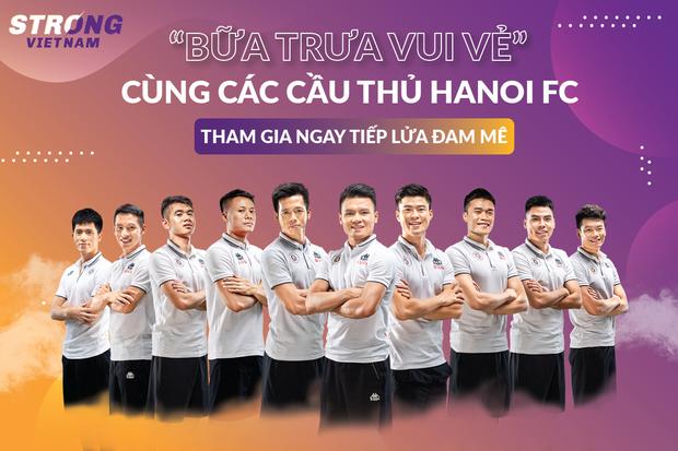 Fan nhí có cơ hội ngồi chung mâm với dàn cầu thủ cực phẩm của Hà Nội FC khi tham gia cuộc thi ý nghĩa này - Ảnh 1.