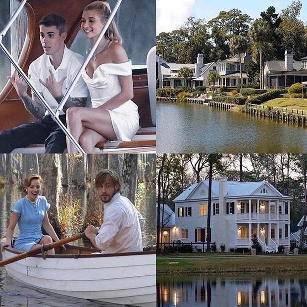 Tiệc tiền đám cưới của Justin Bieber và Hailey: Cô dâu chú rể đã đến địa điểm cưới, Katy Perry và Kendall Jenner đi phi cơ riêng đến dự - Ảnh 6.