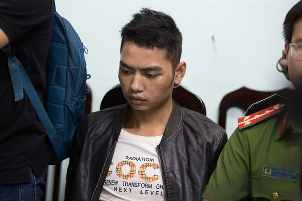 Clip: Rùng mình lời khai của 2 nghi phạm sát hại nam sinh chạy Grab ở Hà Nội - Ảnh 5.