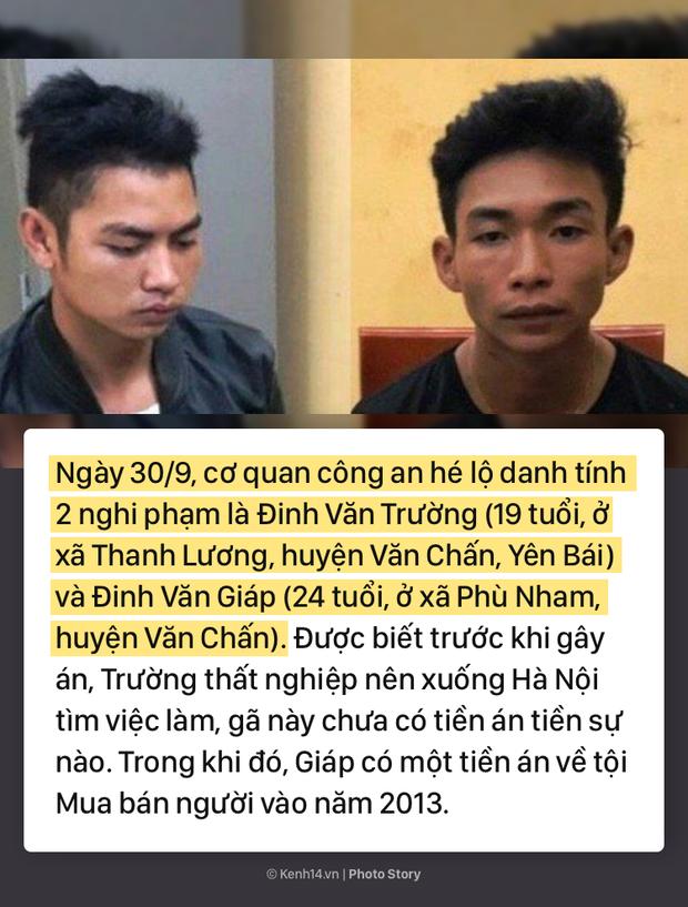 Toàn cảnh vụ nam sinh chạy Grab bị 2 thanh niên sát hại thương tâm ở Hà Nội khiến dư luận phẫn nộ - Ảnh 15.