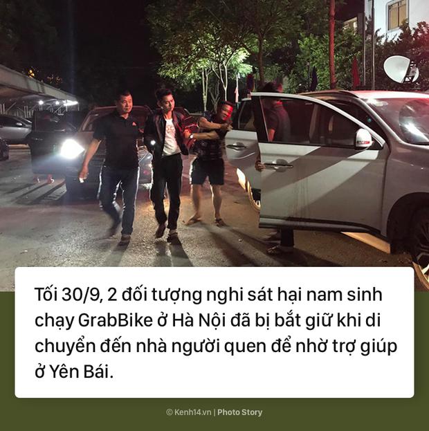 Toàn cảnh vụ nam sinh chạy Grab bị 2 thanh niên sát hại thương tâm ở Hà Nội khiến dư luận phẫn nộ - Ảnh 17.