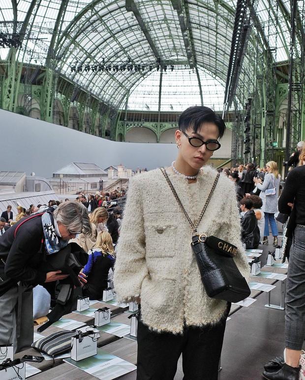Châu Bùi - Decao xứng đáng đạt điểm 10 visual vì màn lên đồ xuất sắc như sao Hollywood tại show Chanel - Ảnh 4.