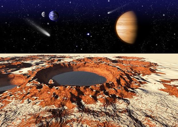 Giám đốc NASA: Chúng ta đã ở rất gần với sự sống trên sao Hỏa, nhưng nhân loại chưa sẵn sàng - Ảnh 1.