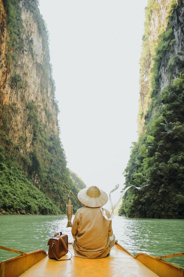 Review chuyến đi Hà Giang săn mùa vàng, chàng photographer khiến dân tình mê như điếu đổ với bộ ảnh đẹp mê hồn - Ảnh 10.