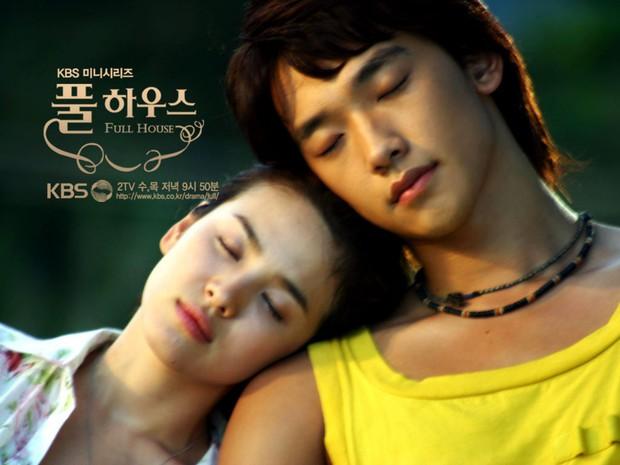 Gia tài phim ảnh hạng khủng của Song Hye Kyo: Cặp toàn trai đẹp, Ngôi Nhà Hạnh Phúc vẫn là huyền thoại không có đối thủ! - Ảnh 6.