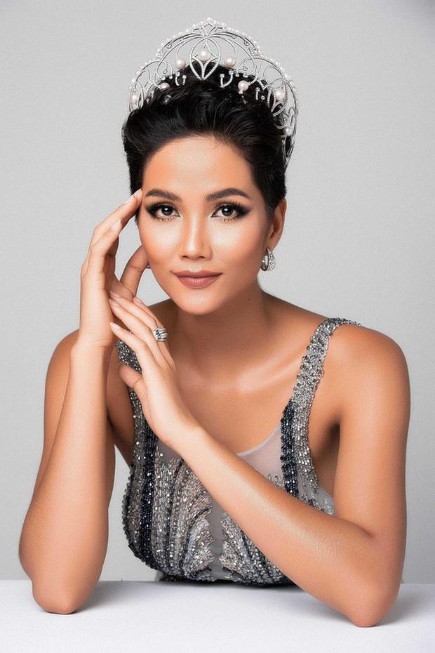 HHen Niê bất ngờ thông báo dừng đồng hành với Hoa hậu Hoàn vũ Việt Nam 2019 - Ảnh 3.