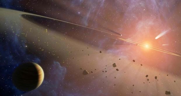 Các nhà thiên văn học vừa đưa ra giả thuyết đầy chấn động: Hành tinh thứ 9 bí ẩn trong Hệ Mặt trời có thể là một hố đen - Ảnh 3.