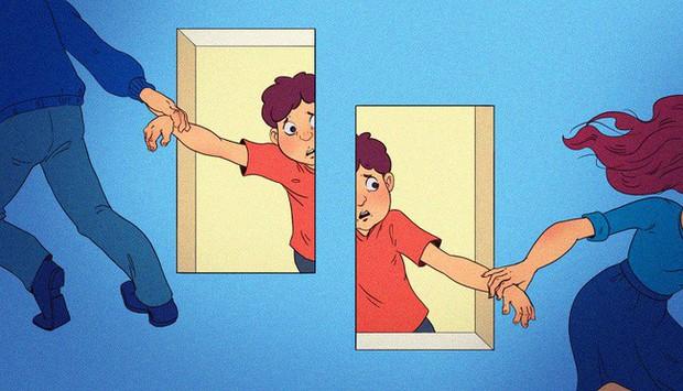 8 vấn đề sẽ xảy ra khi cha mẹ quyết định ở bên nhau vì con cái dù không còn hạnh phúc - Ảnh 4.