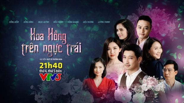 Tiếng Sét Trong Mưa và Hoa Hồng Trên Ngực Trái: Cuộc đụng độ giữa hai phim Việt hot nhất hiện nay! - Ảnh 2.