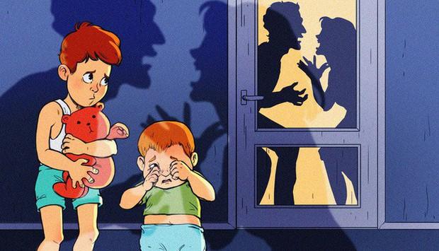 8 vấn đề sẽ xảy ra khi cha mẹ quyết định ở bên nhau vì con cái dù không còn hạnh phúc - Ảnh 6.