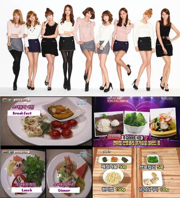 """Học lỏm chế độ ăn kiêng giảm cân """"bí truyền"""" của các siêu sao Hàn Quốc - Ảnh 4."""