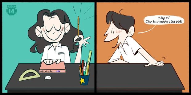Trong lớp luôn có 2 kiểu người: Kiểu thứ 1 là con ngoan trò giỏi sách vở ngợi ca, loại thứ 2 chính là tôi! - Ảnh 11.