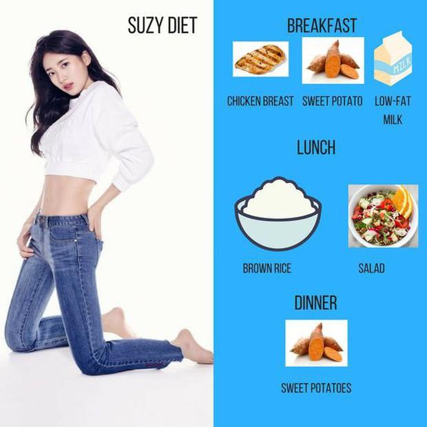 """Học lỏm chế độ ăn kiêng giảm cân """"bí truyền"""" của các siêu sao Hàn Quốc - Ảnh 1."""