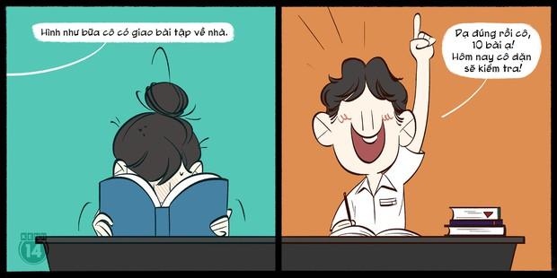 Trong lớp luôn có 2 kiểu người: Kiểu thứ 1 là con ngoan trò giỏi sách vở ngợi ca, loại thứ 2 chính là tôi! - Ảnh 7.