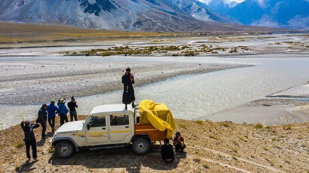 """Đã mắt với bộ ảnh du lịch Ladakh - """"Tiểu Tây Tạng"""" của Ấn Độ, nơi không dành cho những kẻ yếu tim và sợ độ cao - Ảnh 2."""