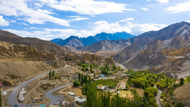 """Đã mắt với bộ ảnh du lịch Ladakh - """"Tiểu Tây Tạng"""" của Ấn Độ, nơi không dành cho những kẻ yếu tim và sợ độ cao - Ảnh 12."""