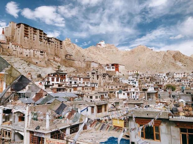"""Đã mắt với bộ ảnh du lịch Ladakh - """"Tiểu Tây Tạng"""" của Ấn Độ, nơi không dành cho những kẻ yếu tim và sợ độ cao - Ảnh 9."""