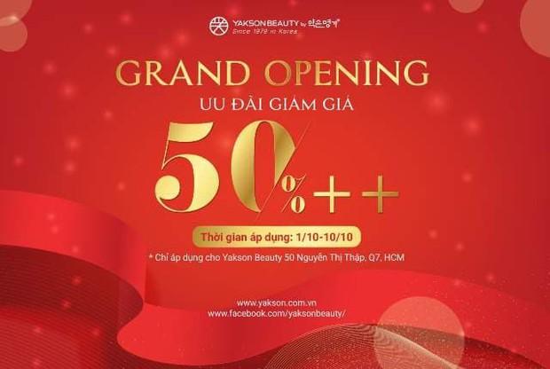 Yakson Beauty tưng bừng khai trương chi nhánh thứ 10 tại Quận 7, Hồ Chí Minh - Ảnh 4.
