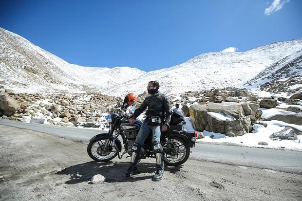 """Đã mắt với bộ ảnh du lịch Ladakh - """"Tiểu Tây Tạng"""" của Ấn Độ, nơi không dành cho những kẻ yếu tim và sợ độ cao - Ảnh 4."""