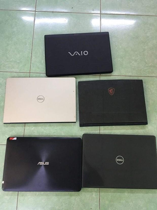 Thiếu tiền tiêu, nam sinh ĐH Bách Khoa trộm 5 laptop của bạn học trong 1 đêm - Ảnh 2.