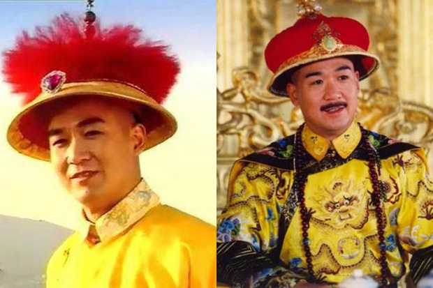 Dàn sao Tể Tướng Lưu Gù sau 21 năm: Hòa Thân lấy fan kém tận 20 tuổi, Càn Long muối mặt vì đứa con hư hỏng - Ảnh 13.