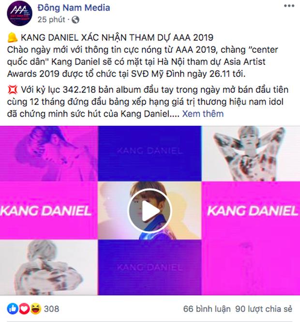 AAA 2019 bất ngờ bổ sung line up: Kang Daniel chắc kèo về Việt Nam; BLACKPINK, EXO-SC được đặt vào diện nghi vấn - Ảnh 3.