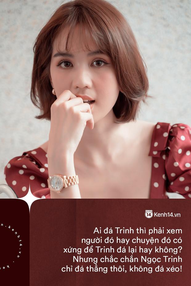 Ngọc Trinh và hành trình trở thành người đẹp Vbiz đầu tiên có nút vàng Youtube: Tôi chẳng có tài năng gì nổi bật, 70% là nhờ may mắn! - Ảnh 5.