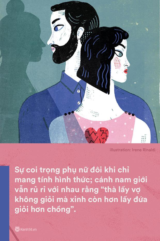 Kiếm ít tiền hơn vợ: Một câu nói mà gợi nỗi buồn của không biết bao nhiêu ông chồng Việt - Ảnh 2.