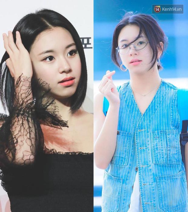 Chỉ là xoã tóc và buộc tóc mà nhan sắc idol Hàn đã thay đổi 180 độ: người xinh hơn, người lại già nua mất hết khí chất - Ảnh 6.