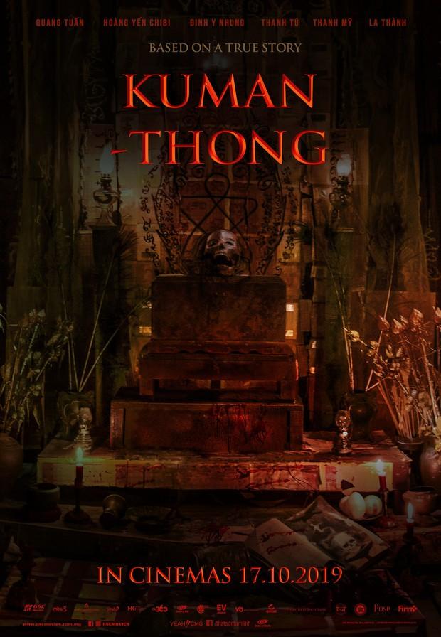 Bị cắt sạch ở Việt Nam, Thất Sơn Tâm Linh hồ hởi ra mắt tại nước bạn với tựa xịn Kumanthong - Ảnh 1.