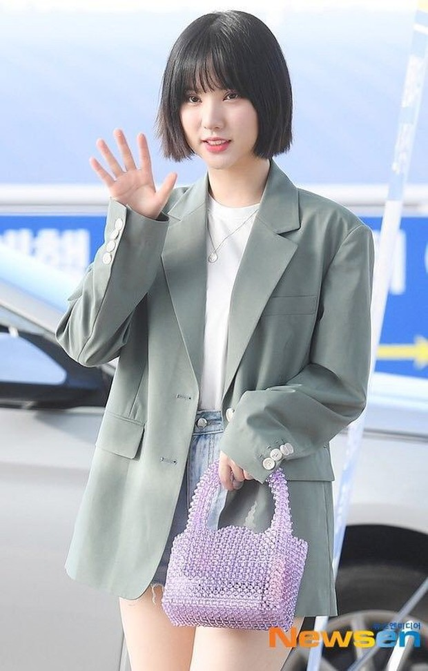 Học cách sao Hàn mặc blazer: 5 công thức giúp bạn diện thật trẻ trung chiếc áo đứng đắn này - Ảnh 2.