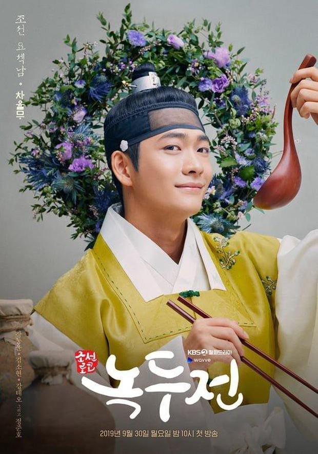 Xuyên không về thời Joseon làm vua đầu bếp, Kang Tae Oh (Tiểu Sử Chàng Nok Du) trổ tài làm món Bingsu ngon tuyệt đỉnh - Ảnh 1.