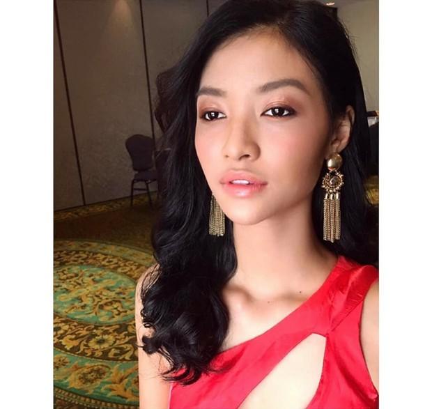 Các fan kêu trời khi Kiều Loan bị chuyên gia của Miss Grand International trang điểm dìm hàng vì quá nhợt nhạt - Ảnh 2.