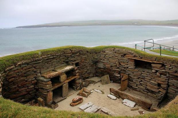 Các công trình kiến trúc cổ ở Scotland bị đe dọa - Ảnh 1.