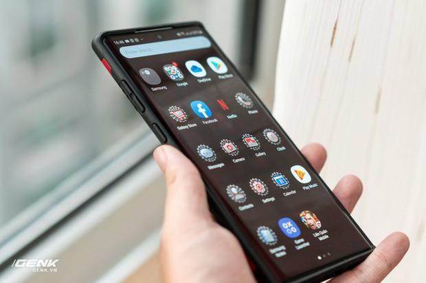 Đánh giá ốp lưng siêu anh hùng Marvel cho Galaxy Note 10+: Thiết kế siêu độc, tặng màn hình khoá xịn không đụng hàng - Ảnh 11.