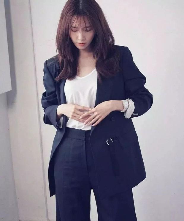 Học cách sao Hàn mặc blazer: 5 công thức giúp bạn diện thật trẻ trung chiếc áo đứng đắn này - Ảnh 12.