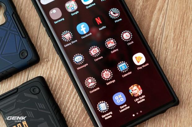 Đánh giá ốp lưng siêu anh hùng Marvel cho Galaxy Note 10+: Thiết kế siêu độc, tặng màn hình khoá xịn không đụng hàng - Ảnh 15.